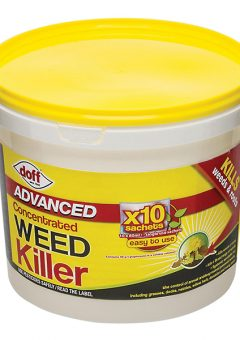 Advanced Concentrated Weedkiller 10 Sachet - DOFFY010 1