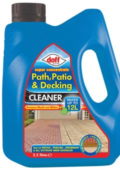 Super Strength Path Patio & Decking Cleaner Concentrate 2.5 Litre - DOFNAB50 5