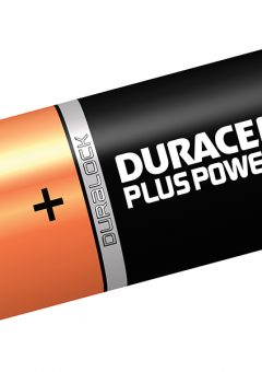 D Cell Plus Power Batteries Pack of 2 LR20/HP2 - DURDK2P 4