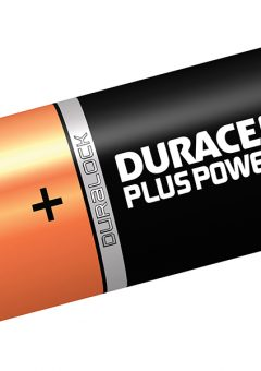 D Cell Plus Power Batteries Pack of 6 LR20/HP2 - DURDK6P 1