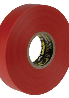 Electrical Insulation Tape Red 19mm x 33m - EVB2ELECRED 2