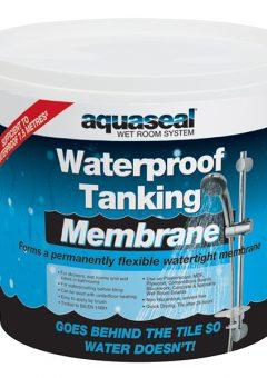 Aquaseal Waterproof Tanking Membrane 5L - EVBAQWPTM 2