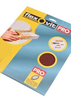 Aluminium Oxide Sanding Sheets 230 x 280mm Assorted (25) - FLV26594 3