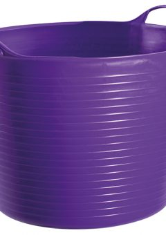 Gorilla Tub® 38 litre Large - Purple - GORTUB42PUR 1