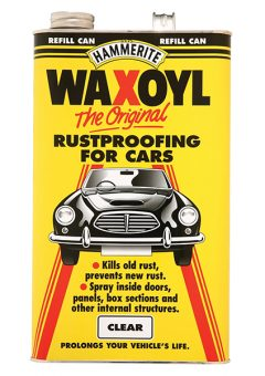 Waxoyl Refill Can Clear 5 Litre - HMMWAXOYLCL 7