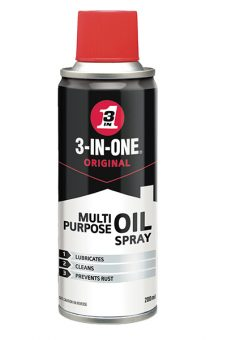 3-IN-ONE Oil Aerosol Can 200ml - HOW31LGAERO 12