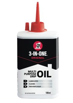 3-IN-ONE Multi-Purpose Oil in Flexican 100ml Standard - HOW31ST 10