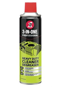 3-IN-ONE Heavy-Duty Cleaner Degreaser 500ml - HOW44605 8