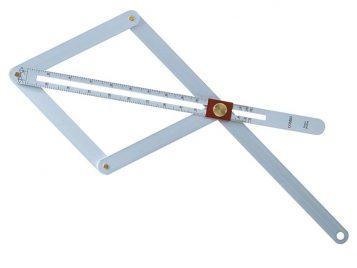 Combi Square 300mm (12in) - HULCOMBI 1