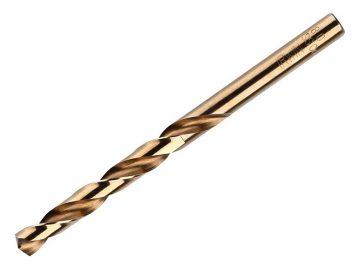 HSS Cobalt Drill Bits (10) 6.0mm OL:93mm WL:57mm - IRW10502530 1