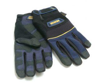 Heavy-Duty Jobsite Gloves - Extra Large - IRW10503827 1