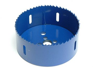 Bi-Metal High Speed Holesaw 114mm - IRW10504208 1