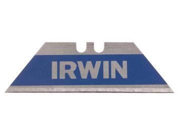 Bi-Metal Trapezoid Knife Blades (Pack 100) - IRW10504243 1
