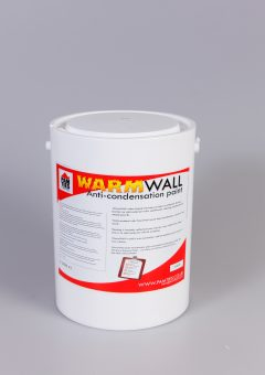 Warm Wall Anti-Condensation Paint 2.5 Litre tin 6