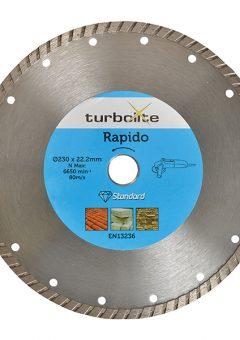 Rapido Turbo Blade 115 x 22.2mm 11