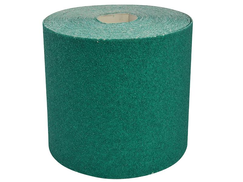 Liberty Green Sanding Roll 115mm x 10m Coarse 40g 1