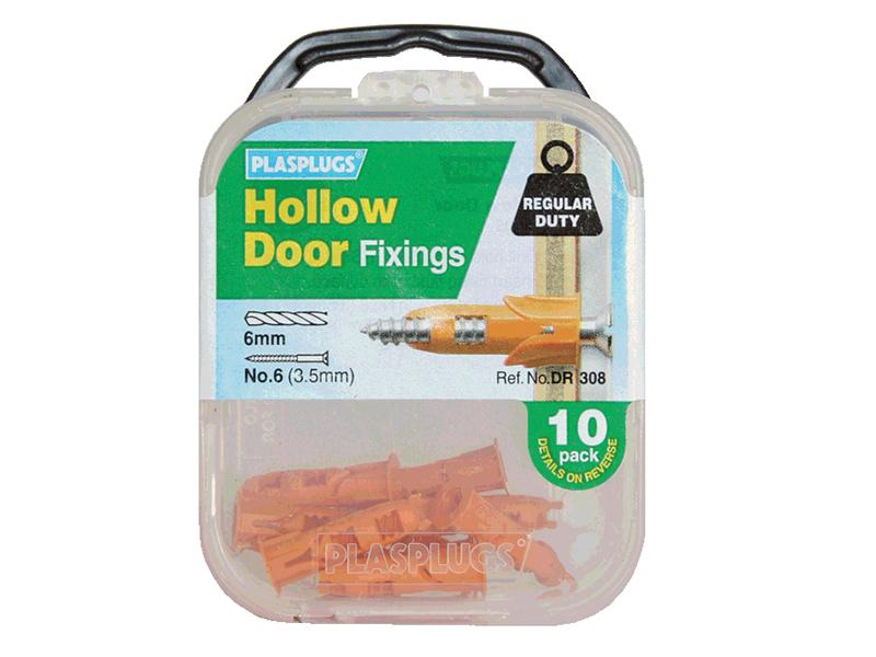 DR 308 Hollow Door Fixings (10) 1