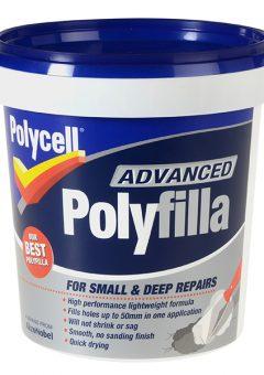Polyfilla Advance All In One Tub 600ml 2