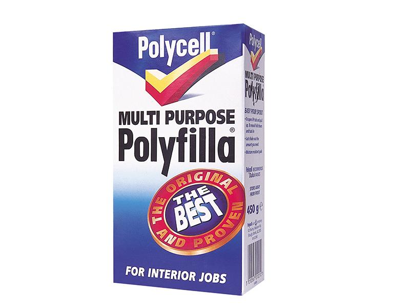 Multi Purpose Polyfilla Powder 450g 1