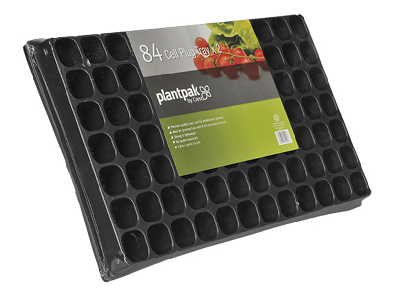 Plug Tray 84 Cell (14 x Packs of 2) 1