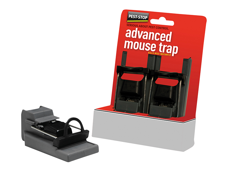 Advanced Mouse Trap Twin Pack in stock at Builders SuperStore - get yours today!
