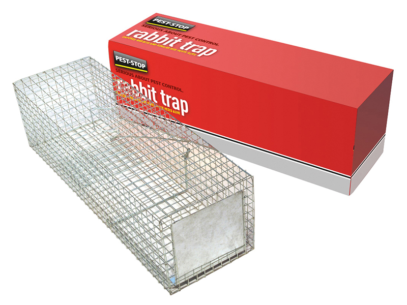 Rabbit Cage Trap 32in 1