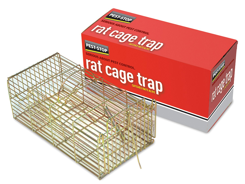 Rat Cage Trap 14in 1