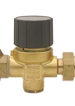 1-4 Bar POL Regulator 5-12kg with Hose Failure Valve 2