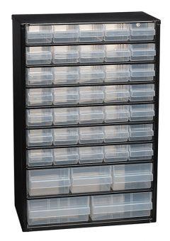 1321-07 Metal Cabinet 40 Drawer 9