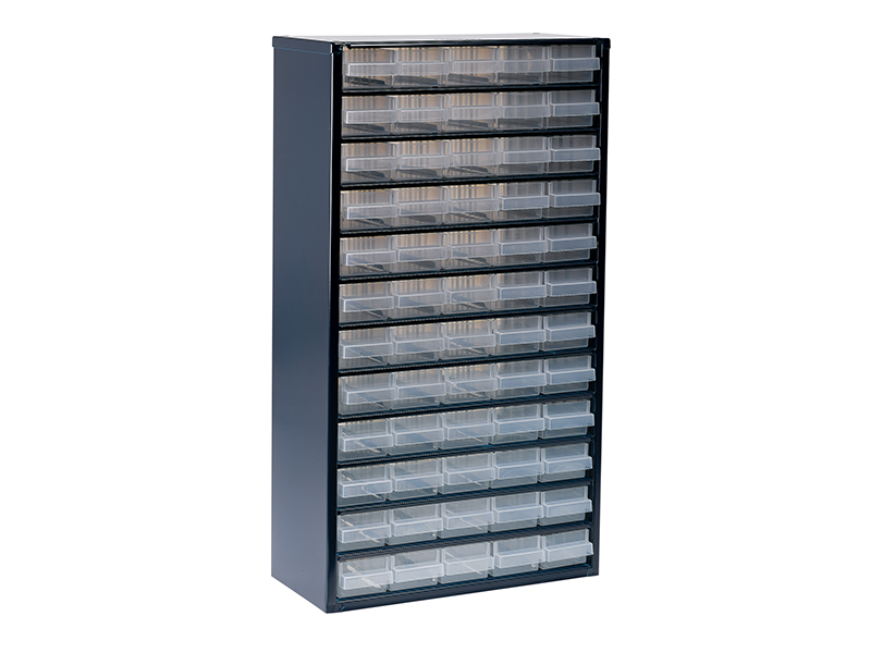 1260-00 Metal Cabinet 60 Drawer 1