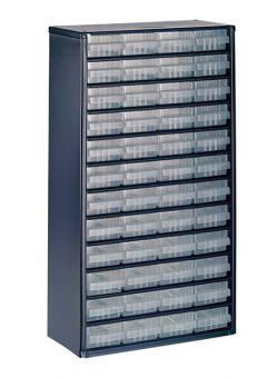 1248-01 Metal Cabinet 48 Drawer 10