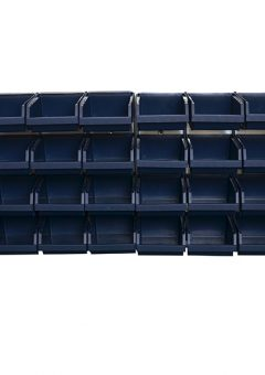 Bin Wall Panel with 32 Bins 3