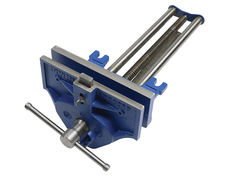 53ED Woodworking Vice 270mm (10.1/2in) with Quick Release & Dog 1