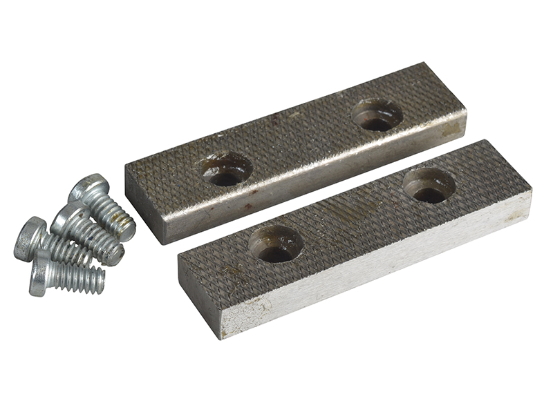 PT.D Replacement Pair Jaws & Screws 75mm (3in) for 1 Vice 1