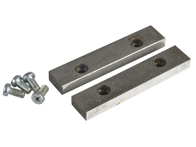PT.D Replacement Pair Jaws & Screws 125mm (5in) for 5 Vice 1