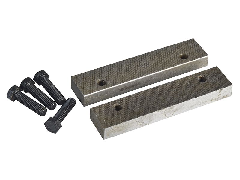 PT.D Replacement Pair Jaws & Screws 115mm (4.1/2in) for 84/34 1