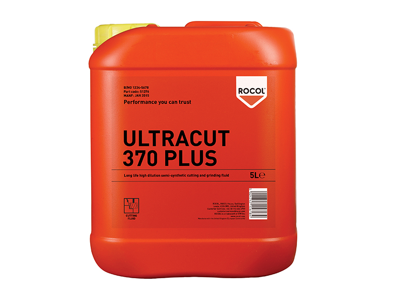 ULTRACUT EVO 370 Plus Cutting Fluid 5 Litre 1