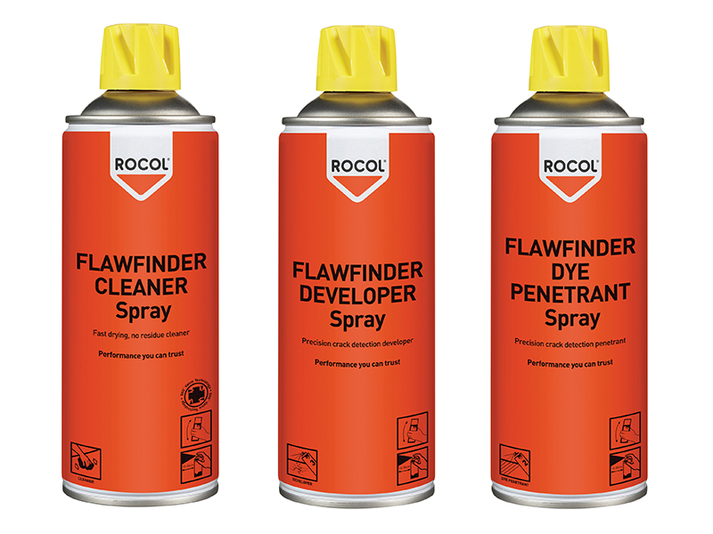 FLAWFINDER System Kit 1