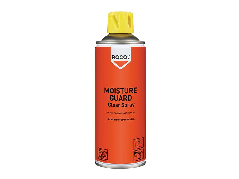 MOISTURE GUARD Clear Spray 400ml 1