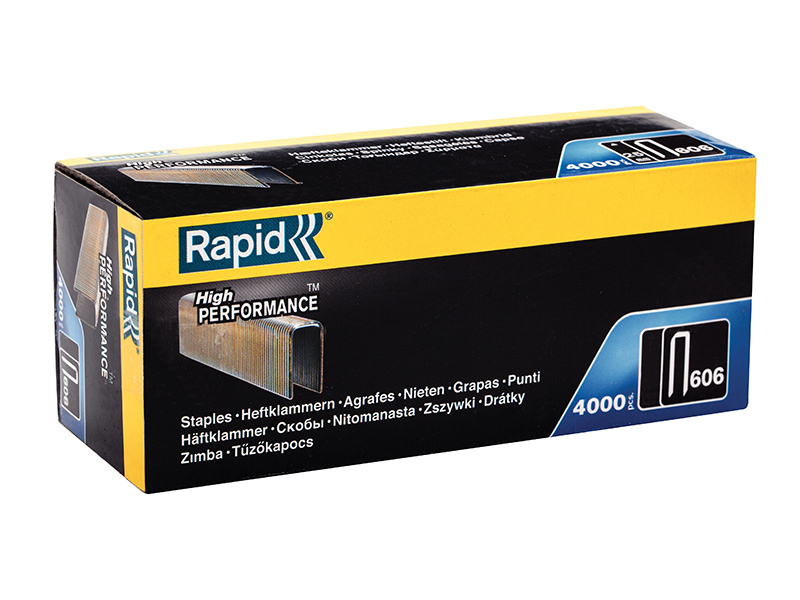 606/25B4 25mm Staples Narrow Box 4000 1