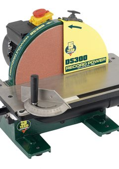 DS300 Cast Iron Disc Sander 305mm (12in) 11