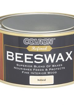 Colron Refined Beeswax Paste Medium Oak 400g 3