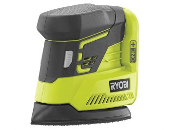 R18PS-0 ONE+ Corner Palm Sander 18V Bare Unit 1