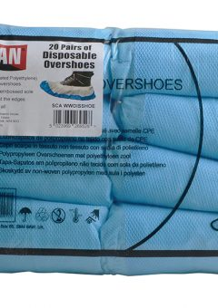 Disposable Overshoes (20 pairs) 1