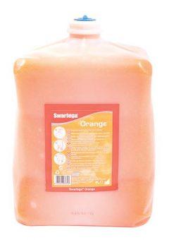 Orange Hand Cleaner Cartridge 4 Litre 7