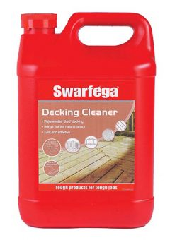 Decking Cleaner 5 Litre 1