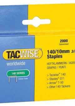 140 Heavy-Duty Staples 10mm (Type T50, G) Pack 2000 10