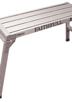 Fold Away Step Up Aluminium L100 x H52 x W30cm - FAISTEPUP3 5