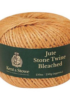 Jute Twine Bleached Stone 150m (250g) - K/S70100830 6
