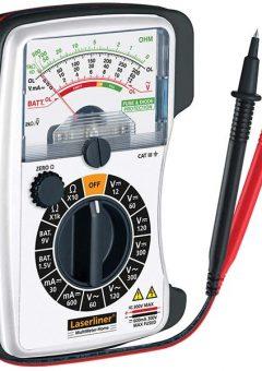Multimeter Analogue - AC/DC Voltage Tester - L/L083030A 9